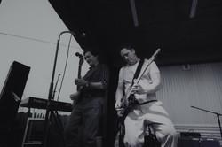 Walker & Tompkins on Guitar
