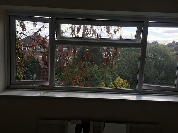 after builders clean ruislip window clea