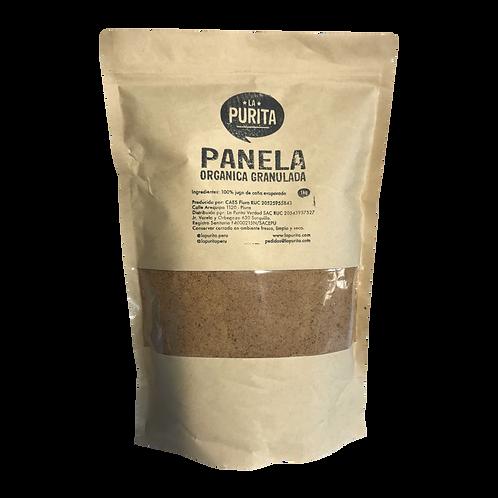 Panela orgánica granulada 1kg