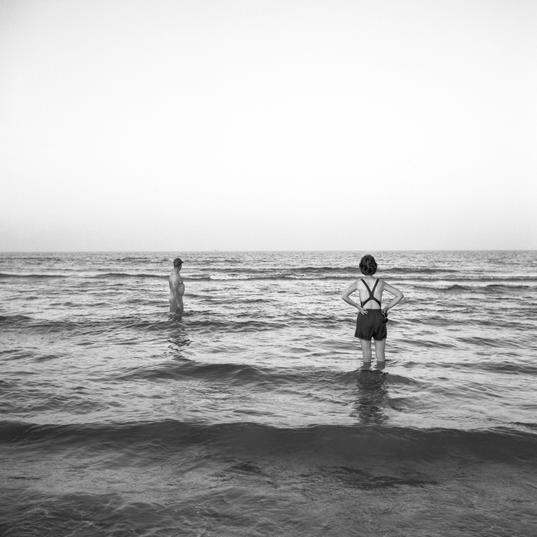 Dos en la Playa