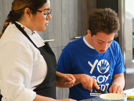 5 beneficios de cocinar como parte del aprendizaje