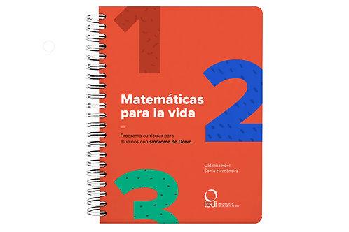 Libro Matemáticas para la vida
