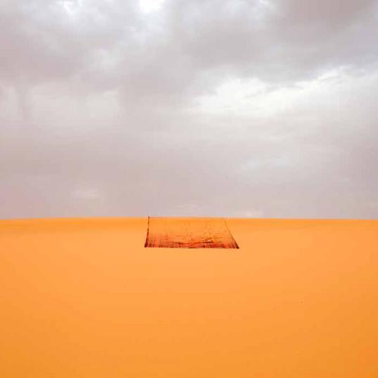 Alfombra Sahara 2012