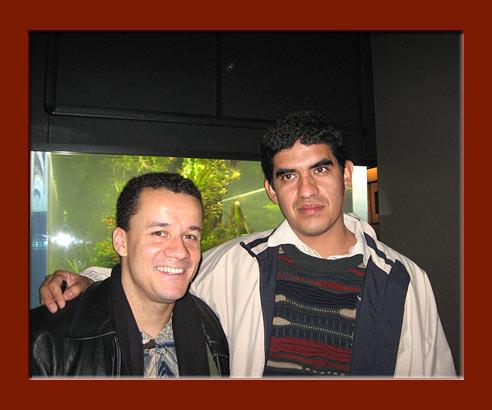 Diego with Jacky Terrasson