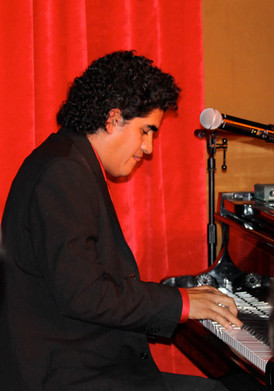 Diego performing at San Francisco's Starlight Room