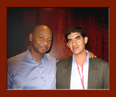 Diego with Bradford Marsalas