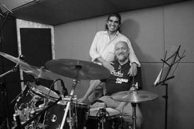 Diego Ramirez with Fernando Caballero