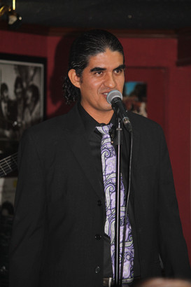 Diego Ramirez 2015 Mexico City Concert