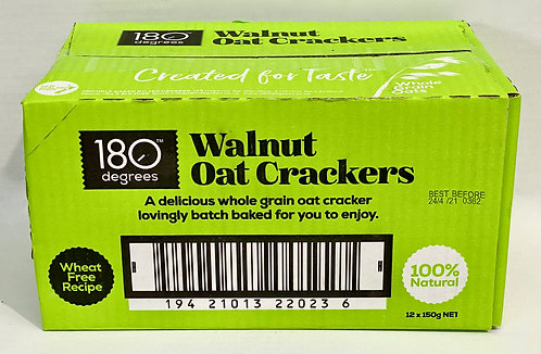 12 Pack Oat Crackers