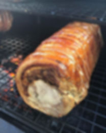 Everyone loves a hog roast but sometimes