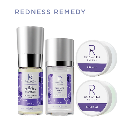 Redness Remedy Facial