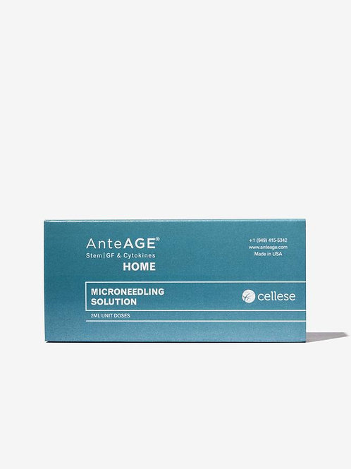 AnteAGE Home Microneedling Solution