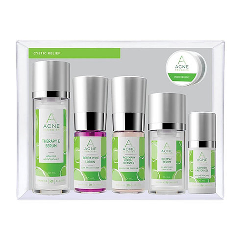 Rhonda Allison Acne Remedies - Cystic Relief Travel Kit