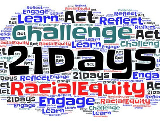21 Day Race Equity Challenge (day 2)