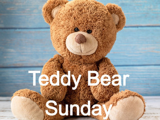 TEDDY BEAR SUNDAY 2021