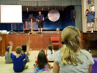 Kid's Community VBS Day 'Created To Love'!