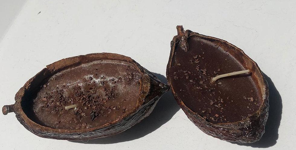 Veladoras de Cacao