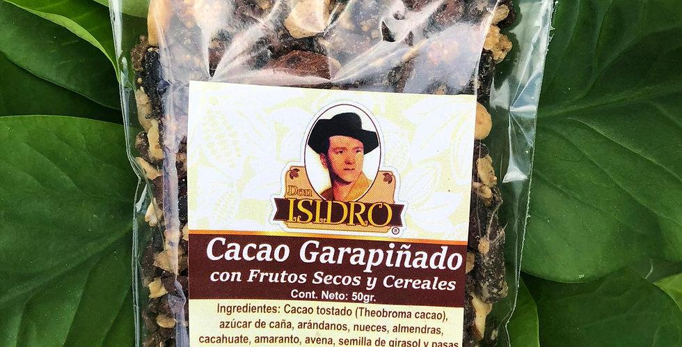 Cacao Garapiñado