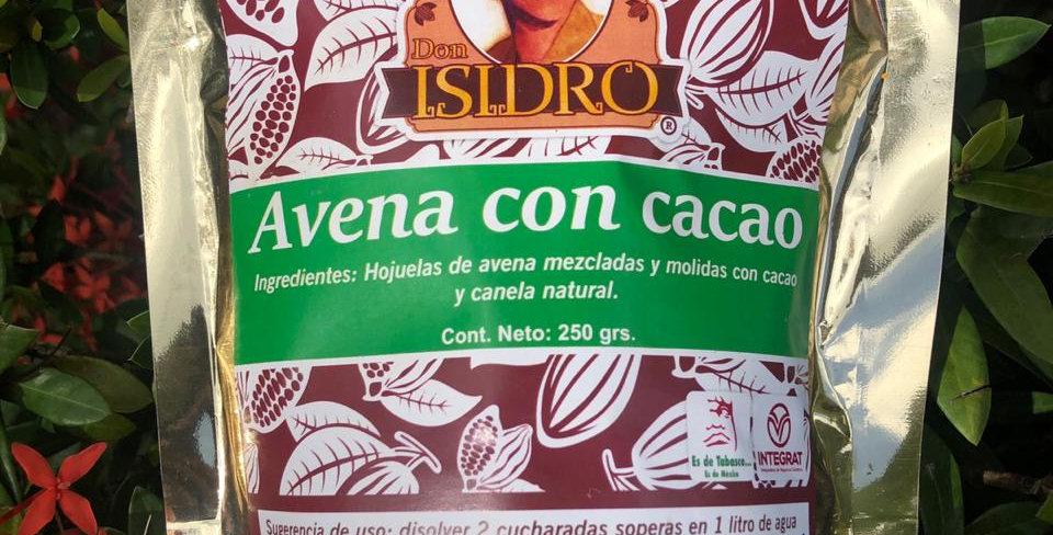 Avena con Cacao