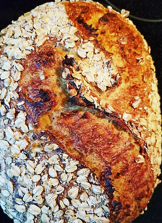 Butter Toasted Oat