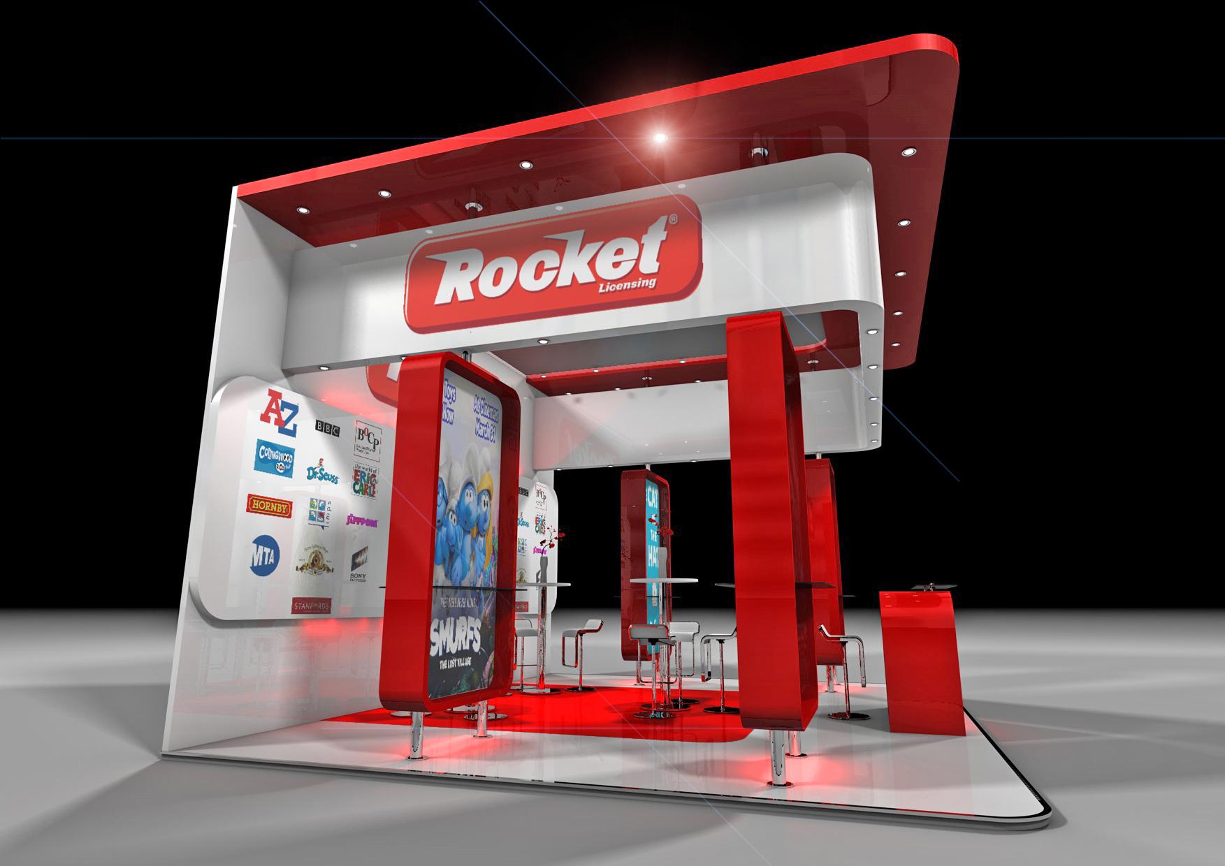 Rocket 6m x 5m