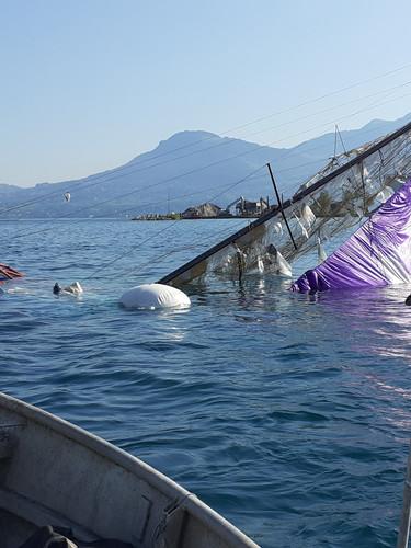 Renflouage Sailing More