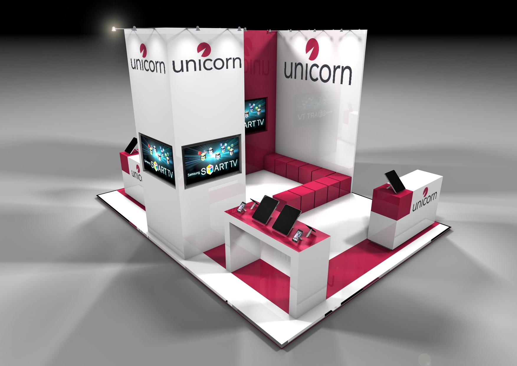 unicorn 6m x 4.5m
