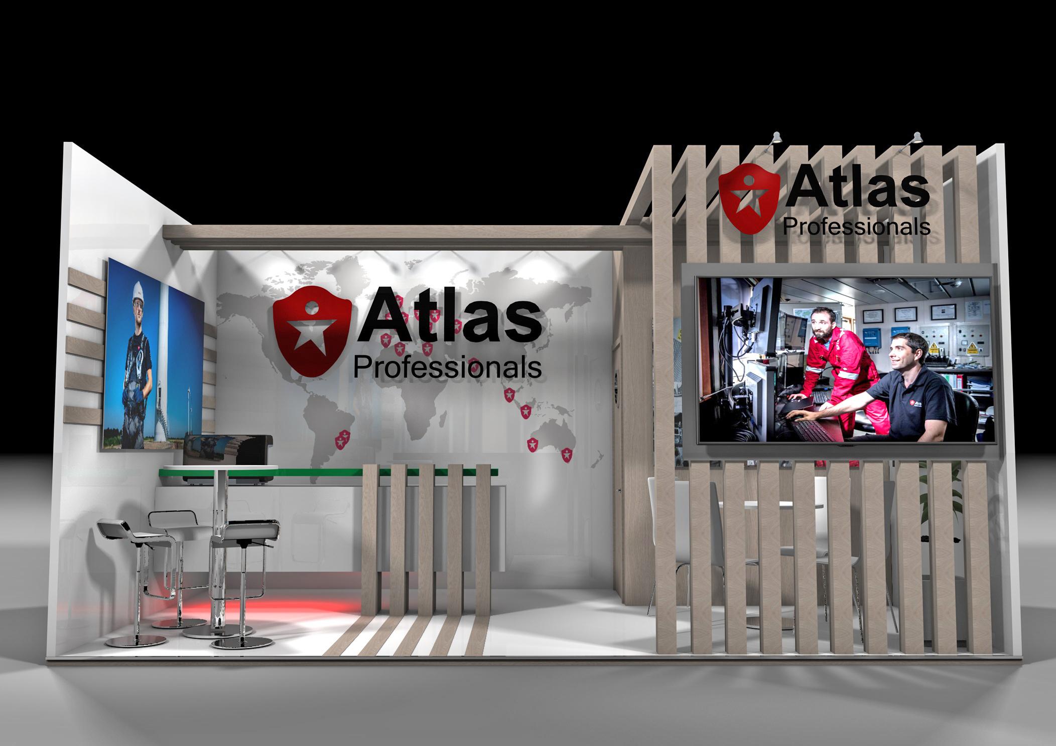 Atlas 7m x4m