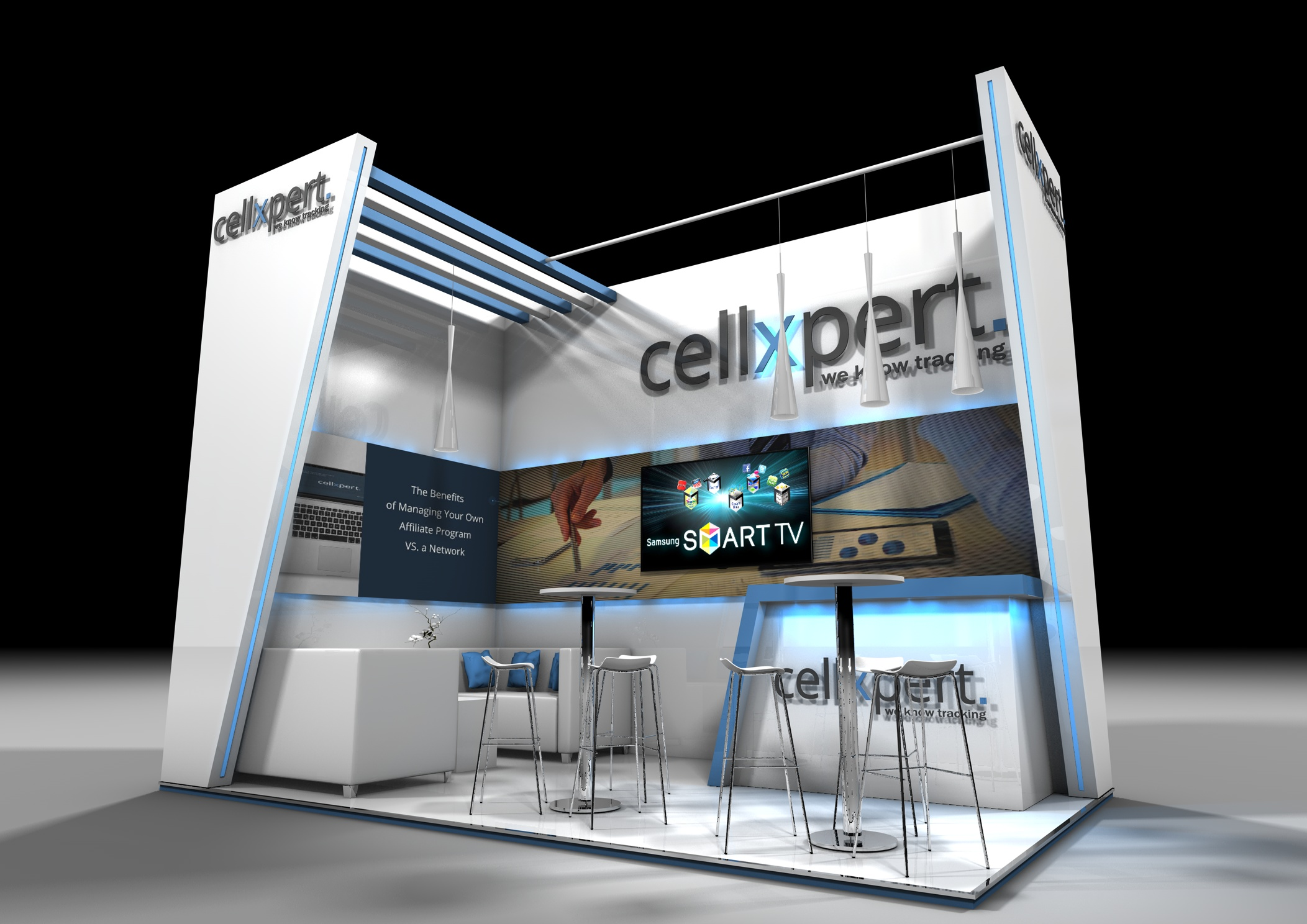 Cellxpert 5m x 3m