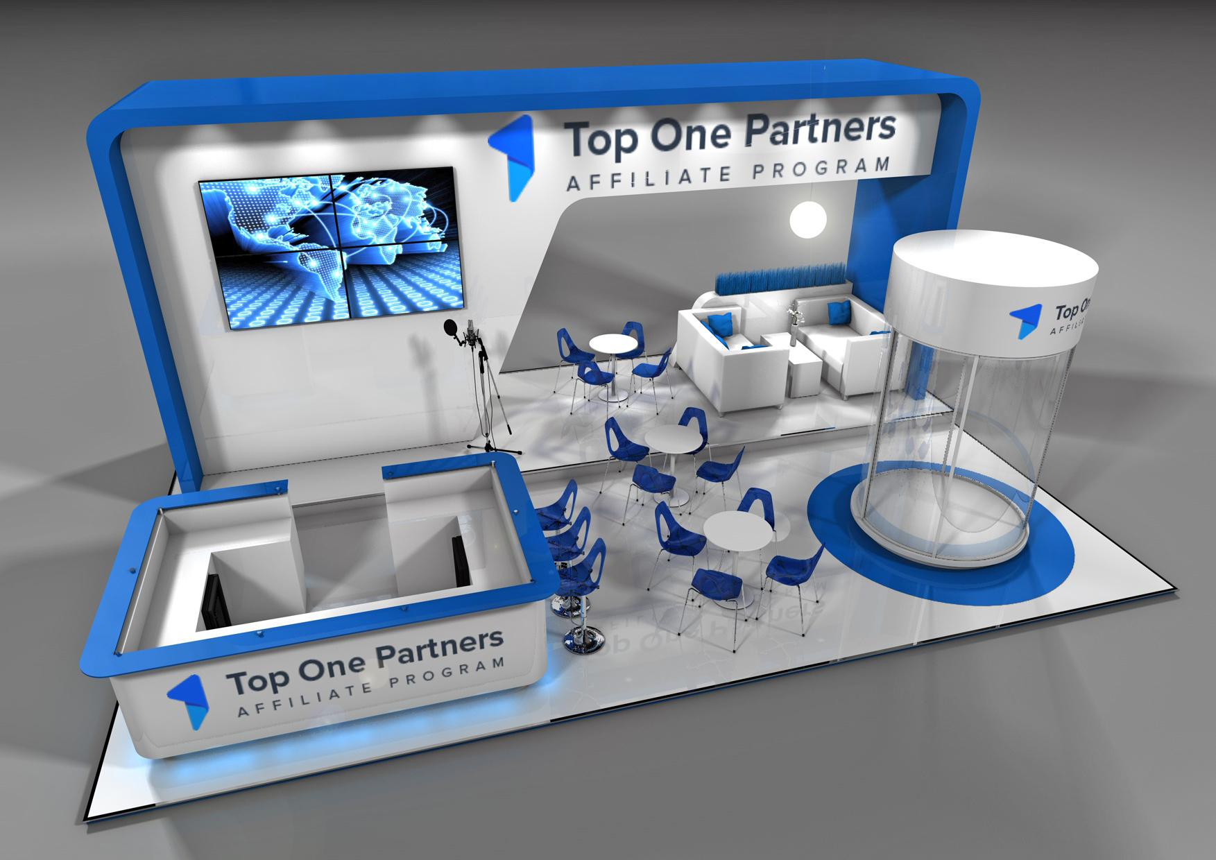 Top One Partners 9m x 6m