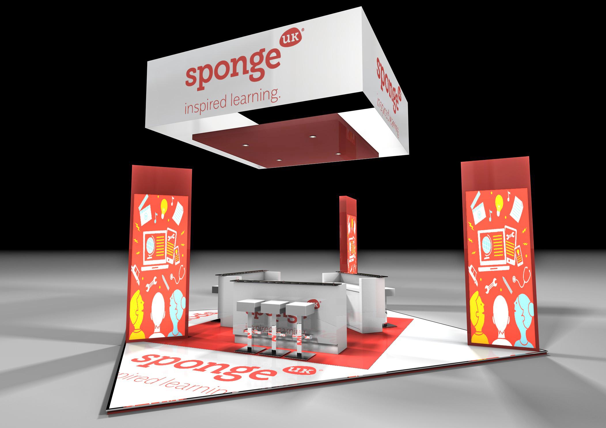 Sponge 6m x 6m