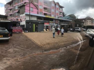 Outskirts of Nairobi
