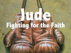 Jude Sermon Series