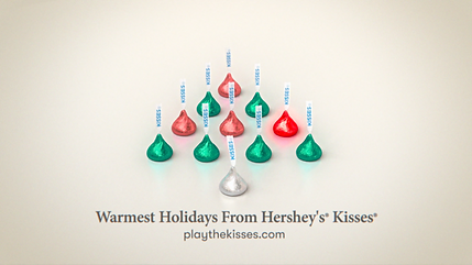 Hershey's Commercial Causes Holiday Back