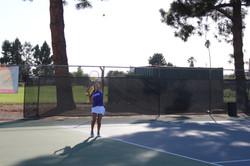 Girls' Tennis 2017-2018