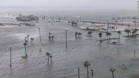 hurricane sally devastates southeastern