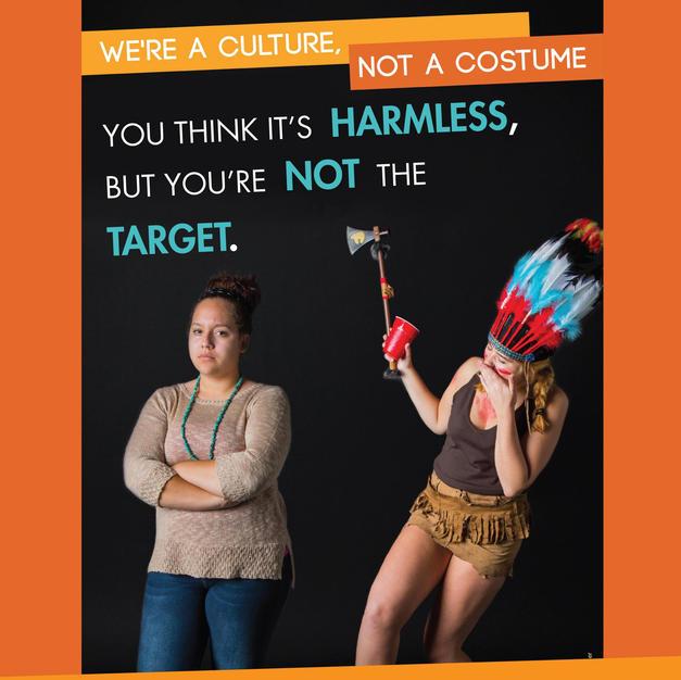 A Culture - Not A Costume