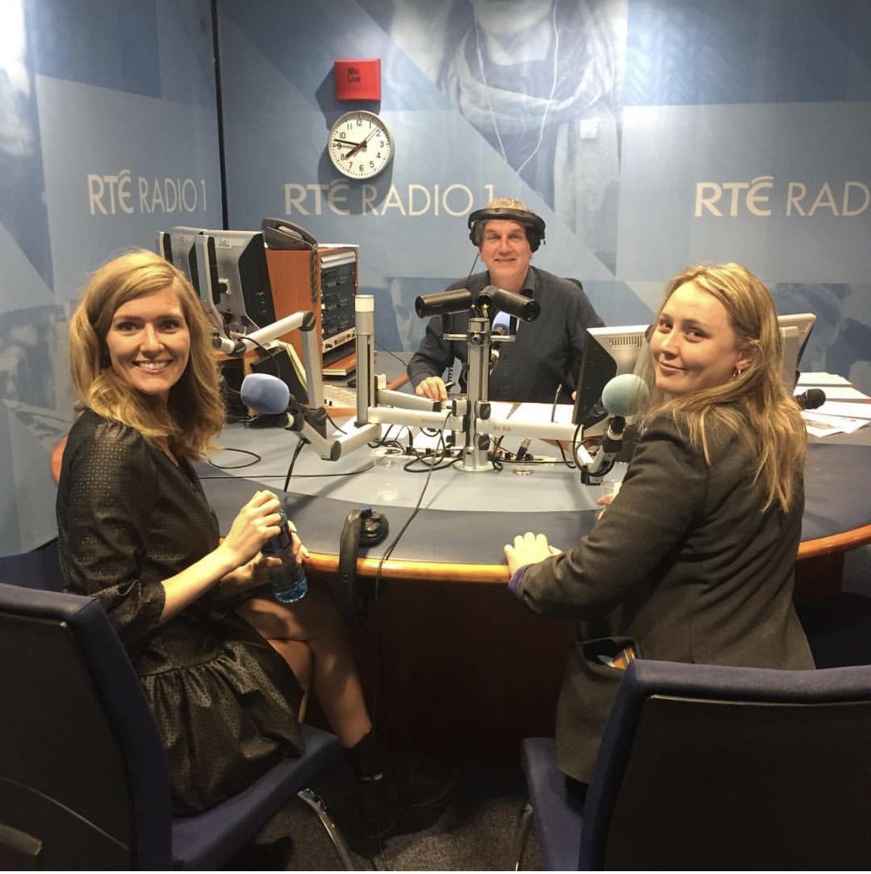RTE - RADIO 1- ARENA ARTS SHOW