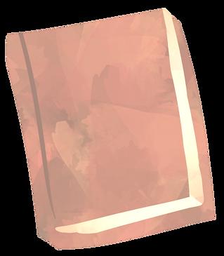 faded book