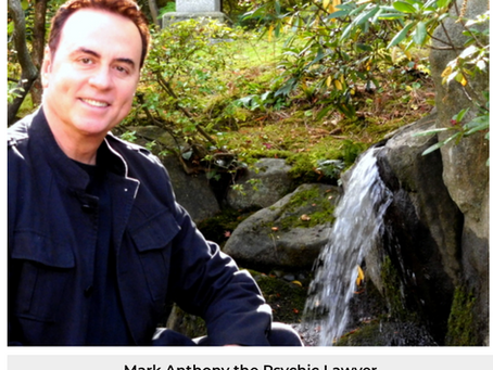 Psychic Lawyer, Mark Anthony Tells Us About Heaven