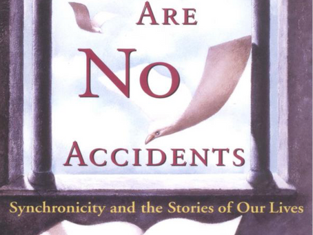 National Bestseller, There Are No Accidents author Rob Hopcke joins me on High Road to Humanity