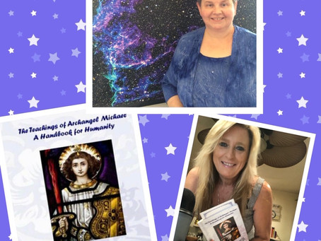 Archangel Micahel's Message on High Road to Humanity with Host Nancy Yearout