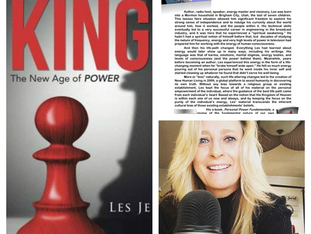 Citizen Kin, The New Age of Power with Les Jensen