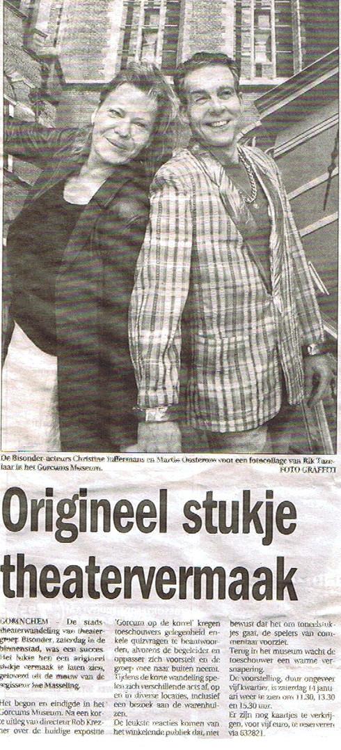 2006-01-11-Gorcumse Courant