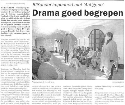 2003-05-28-Gorcumse Courant