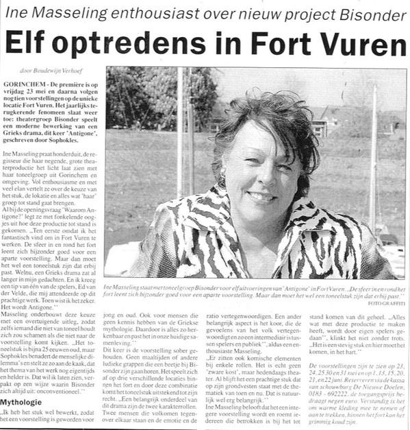 2003-05-14-Gorcumse Courant