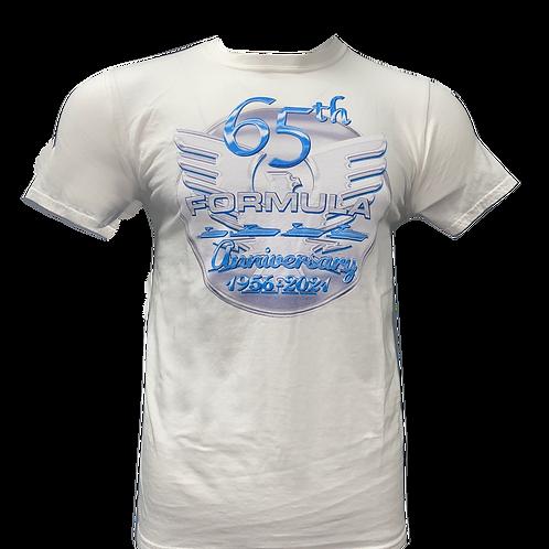 Formula 65th Anniversary Tee