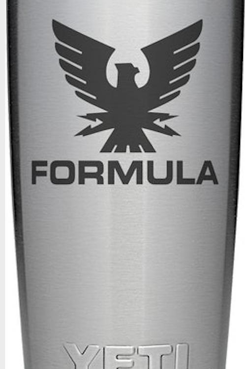 Formula Branded Yeti Tumbler