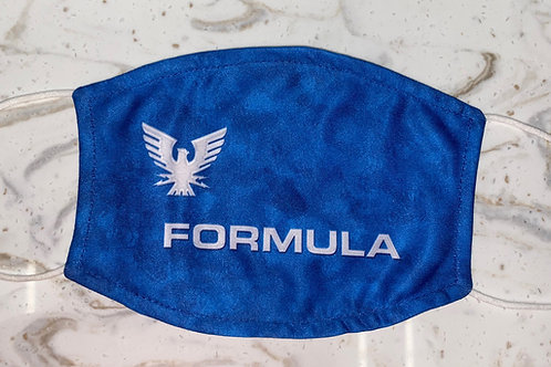 Mask Up With Formula