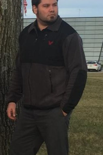 Men's Formula Pride Fleece Jacket